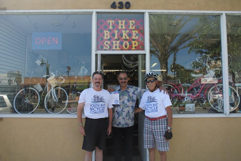 THE OLD BIKE SHOP, 430 PIER AVE, HERMOSA BEACH, CA 90254