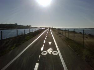 hermosa-biking